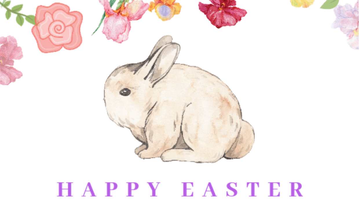 image regarding Easter Card Printable known as Obtain Cost-free Printable Pleased Easter Playing cards ArtsyInspired