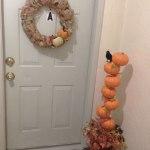 Diy Pumpkin Topiary Artsyjess