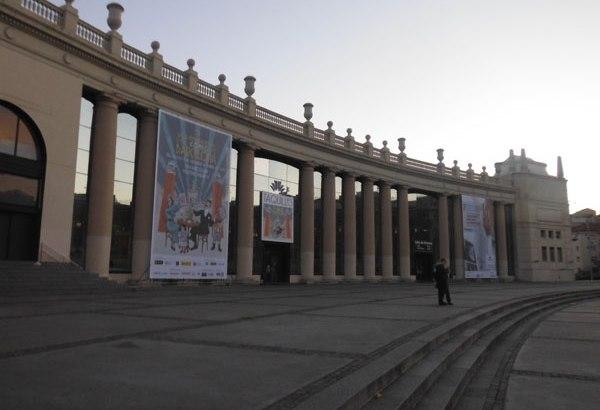 Barcelona Montjuic Palacio 8