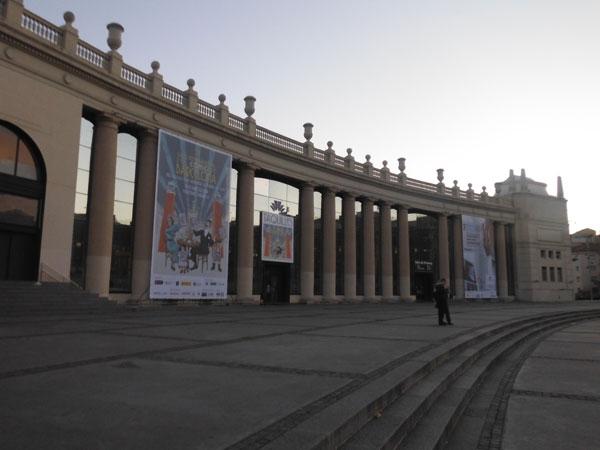 Fira Barcelona Montjuic Palacio 8