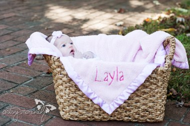 Little baby Layla.
