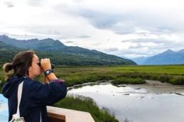 Alaska, scenery, mountains, mountain, landscape, tourist