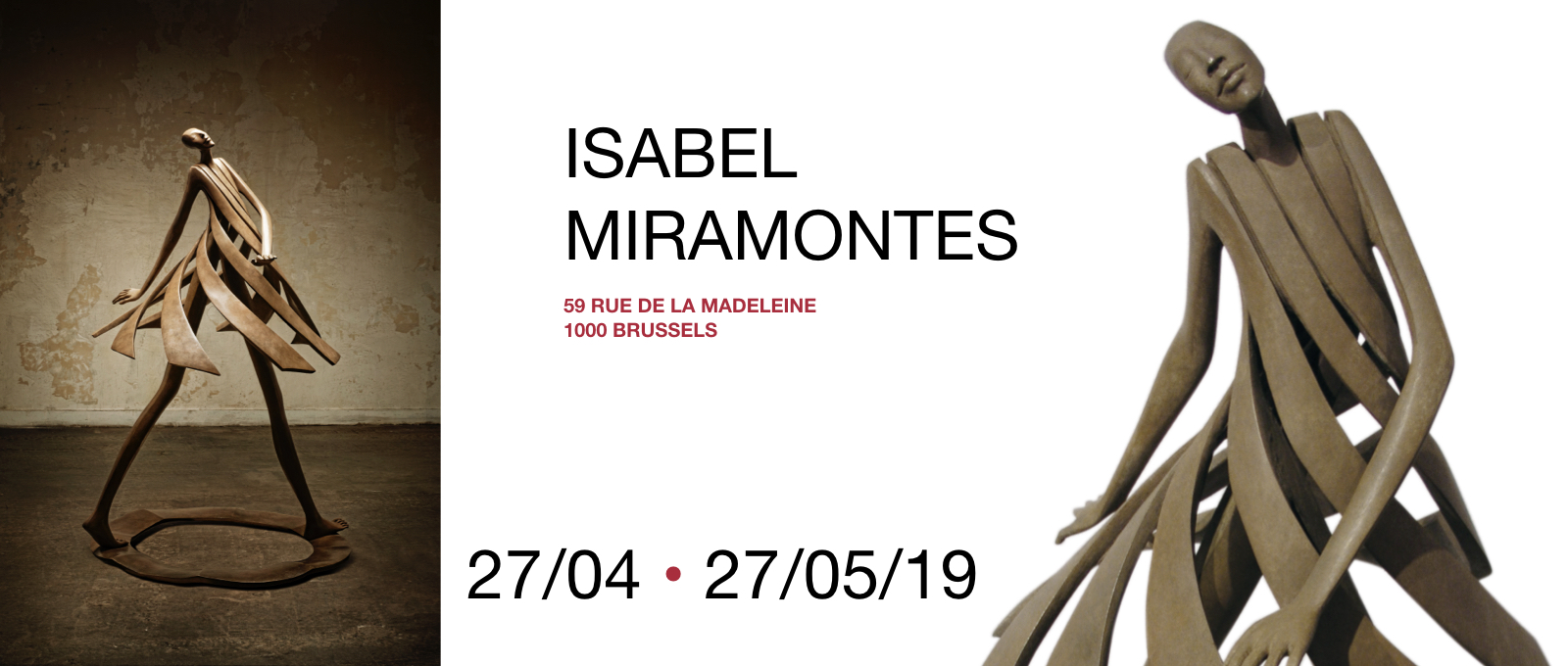 Art Thema gallery - Miramontes Isabel - grand opening 27 April 2019