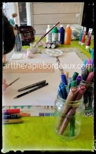Séance d'Art-Thérapie Evolutive® à Carignan