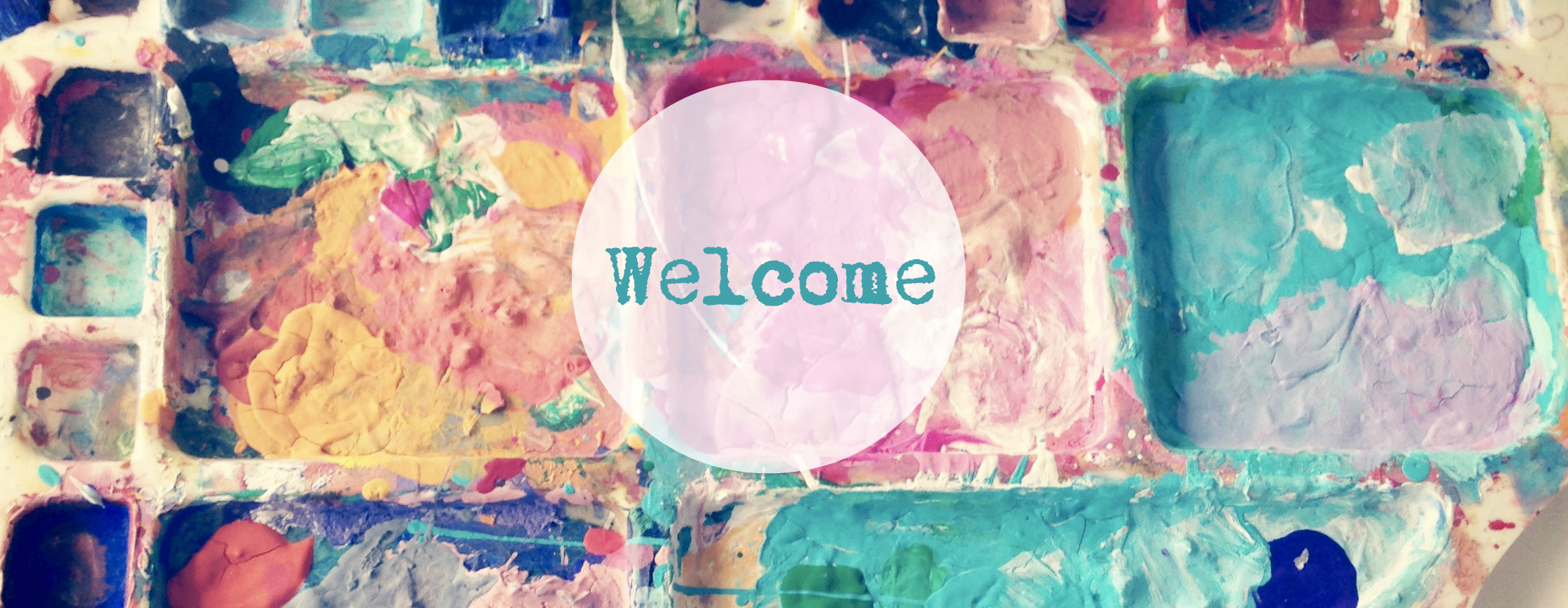 Welcome-paint-pallet-pink-Turq