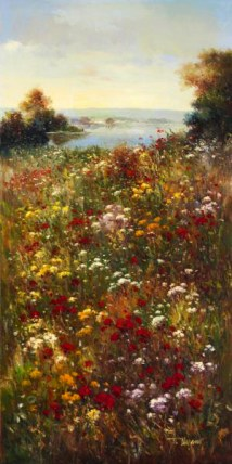 Wildflower Meadow I
