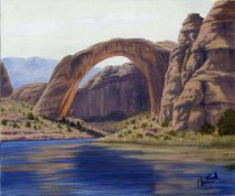 Rainbow Bridge (Giclee)