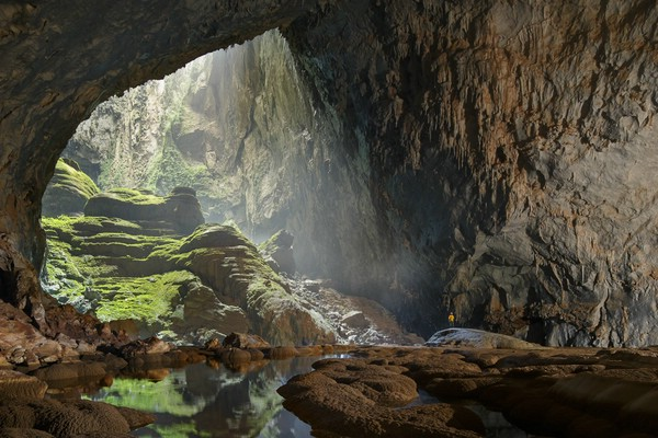 Пещера Хан Сон Дунг — самая большая пещера в мире | Art ...