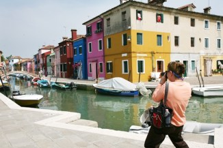 Capturing Burano