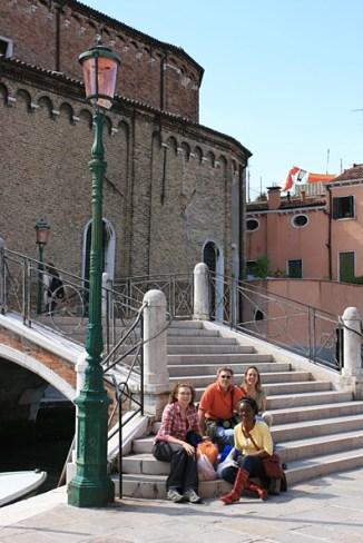 Touring Murano