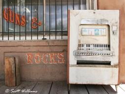 """Guns & Rocks"""