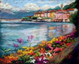 """Bellagio in Springtime"""