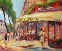 """""""Cafe de flore"""""""