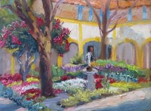 """""""Van Gogh garden"""""""