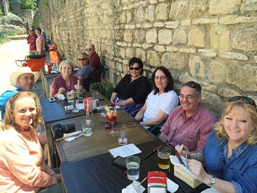 An amazing lunch in Ronda