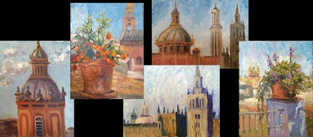 Seville paintings