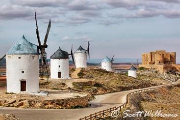 """Tilting at Windmills"""