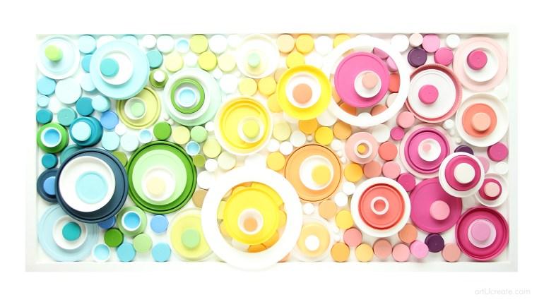 Make Eye Popping 3d Modern Wall Art For Less Than 25 Art U Create