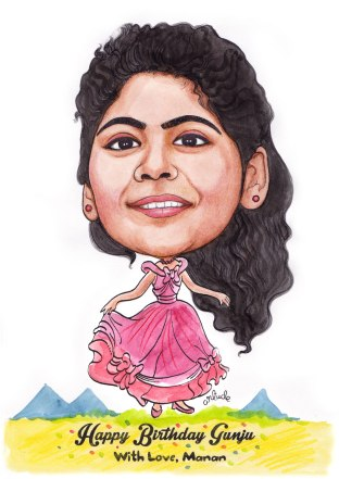 gift caricature3