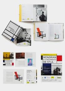 Catálogo, folders e cartazes