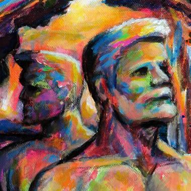 paintings people stories