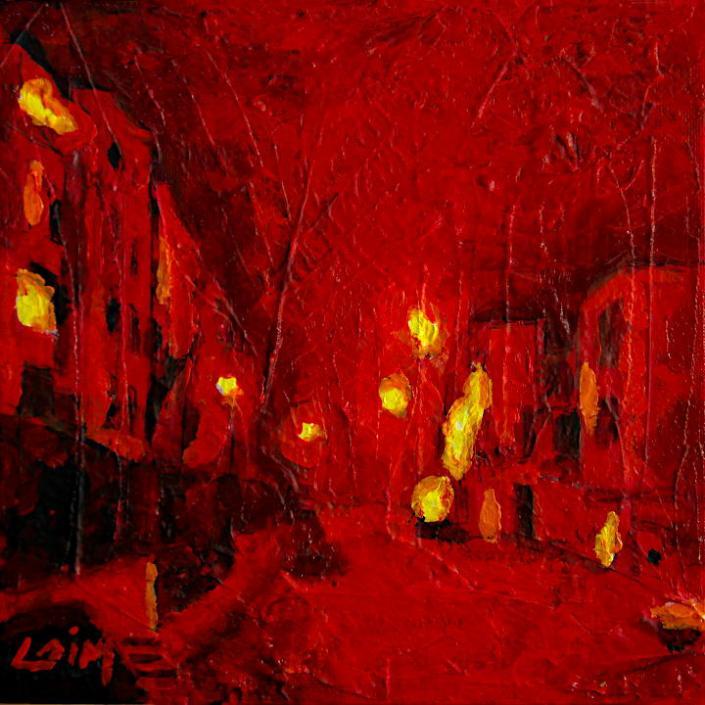 Nazca street by Arturo Laime