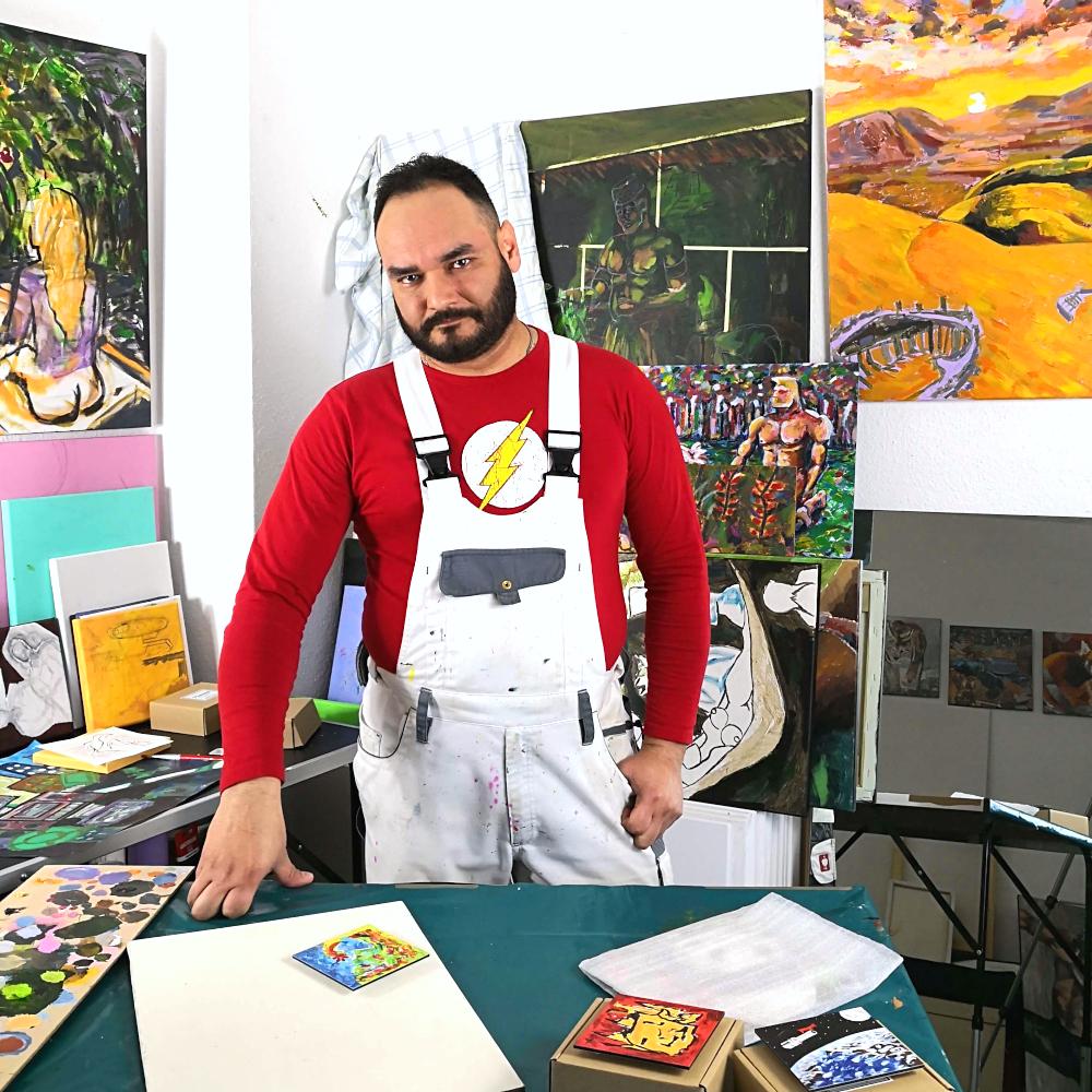 Arturo Laime artflashchallenge