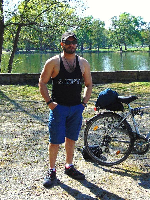 Radfahren in Frankfurt
