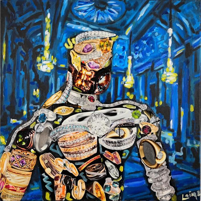 Diamantene Seele von Arturo Laime