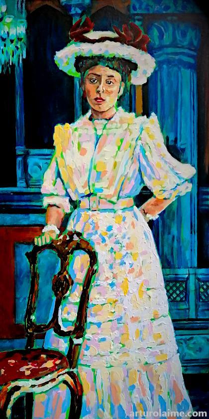 Porträt von Johanna Kirchner