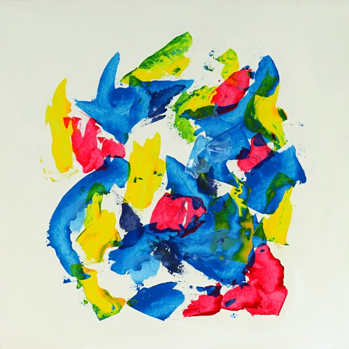 Emanation 1 Kunst auf Papier