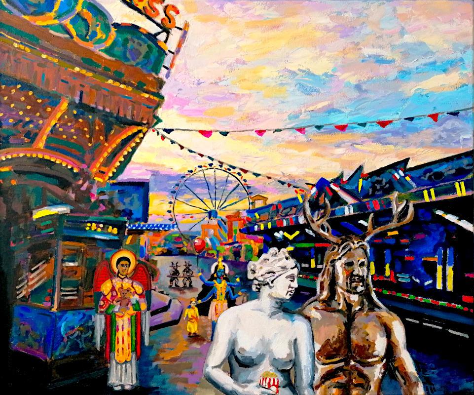 Jahrmarkt von Arturo Laime