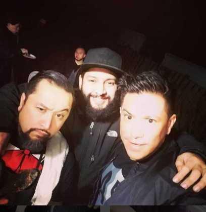 Bronco, Carlos Tovias & El Pariente