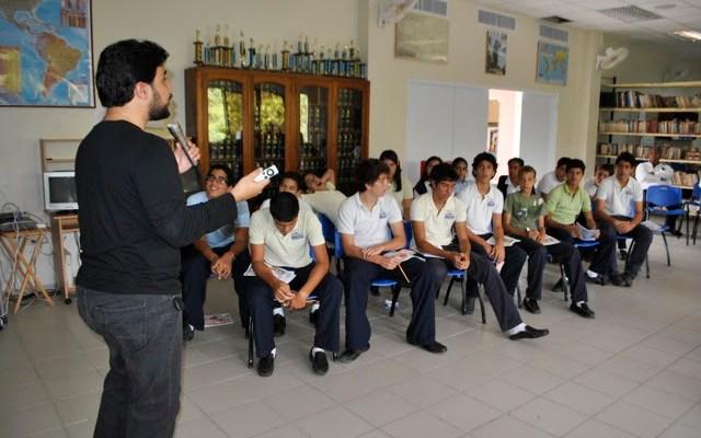 Jornada educación sexual escolar 2011