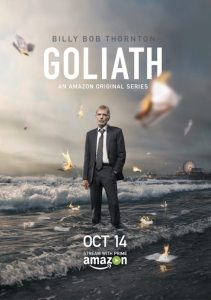 Goliath una película de Amazon