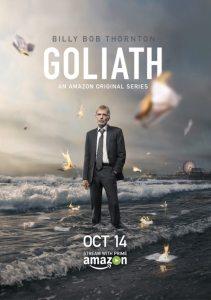 Goliath una película de Amazon
