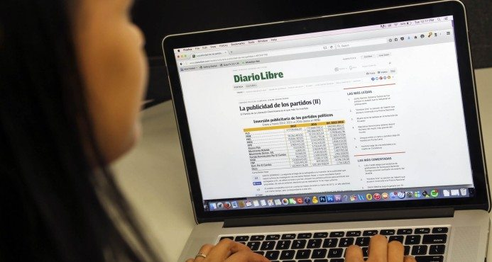 Candidatos pueden gastar al día hasta US$15 mil en publicidad vía Google