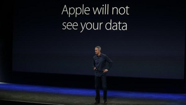 Apple Privacidad