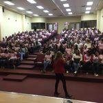 DigiGirlz un evento sobre diversidad e inclusión