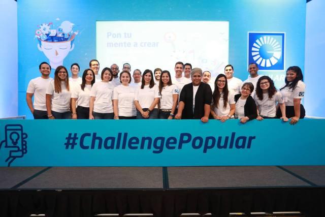 Equipo del Challenge Popular 2017