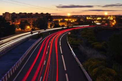 Luces de carretera