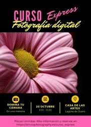 Curso intensivo fotografía digital