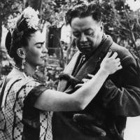 """""""Ben aşkın, acının ve devrimin kadınıyım."""" Frida Kahlo."""