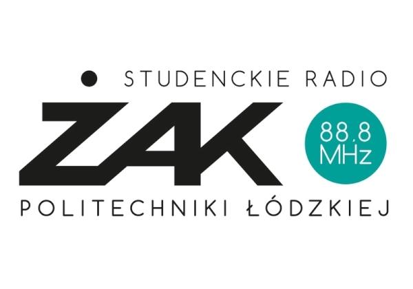 logo Studenckie Radio Żak Politechniki Łódzkiej