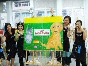 'Royal-Canin'-Team-Building-2011