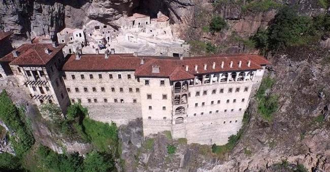 Sümela Manastırı