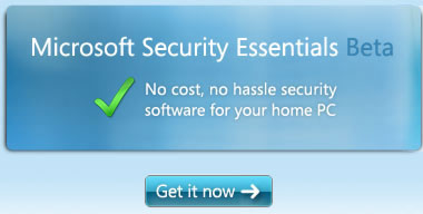 Microsoft-Security-Essentials-1.0-Beta