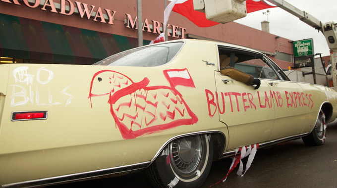 Butter-Car