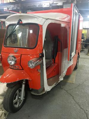 Tuck Tuck electric food truck