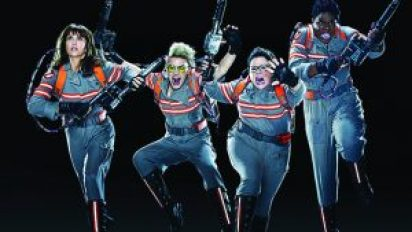 "Kate McKinnon, Melissa McCarthy, Kristen Wiig and Leslie Jones star in the remake of the comedy classic ""Ghostbusters,"" opening this weekend at a theater near you. It's not very good."